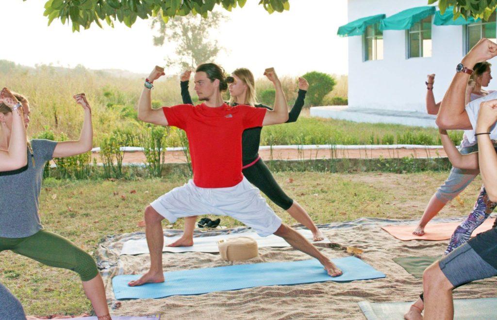 yoga-docent